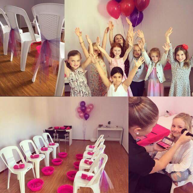 Competition Time: Win A Pamper Party for your Princess