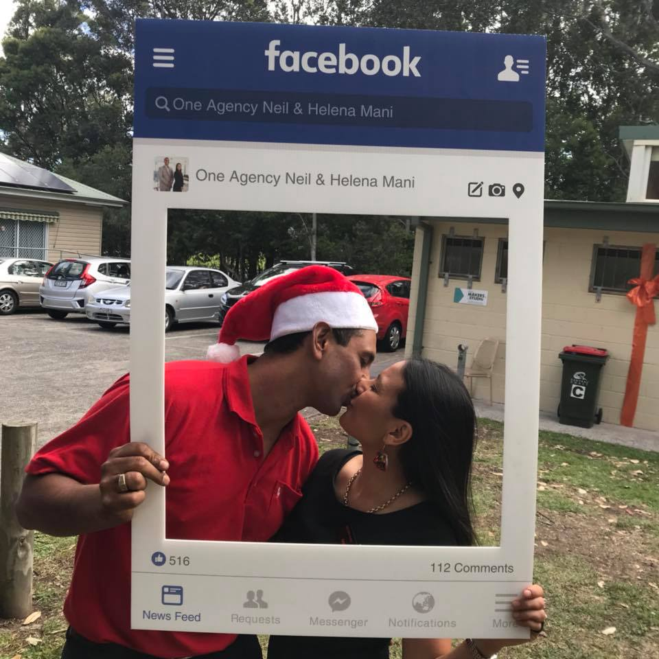 Fave photos taken on my phone at Christmas Family Day…